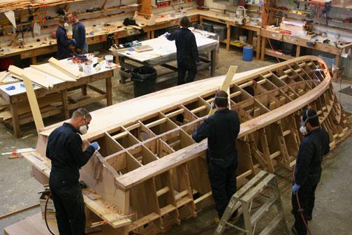 Study Boat Building - Pathways to Aus - Pathways to Aus
